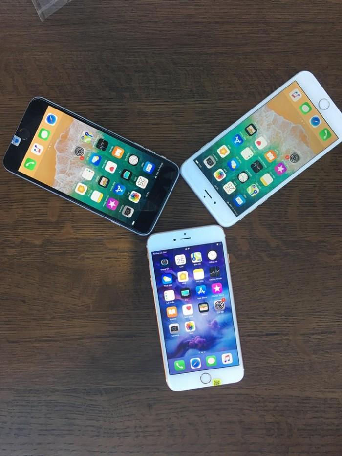 Bình Dương bán trargops Iphone 6s plus 64g 0% lãi suất4
