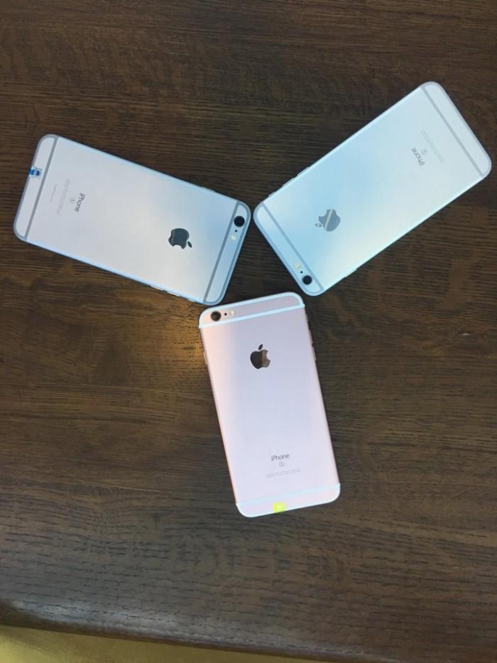 Bình Dương bán trargops Iphone 6s plus 64g 0% lãi suất2
