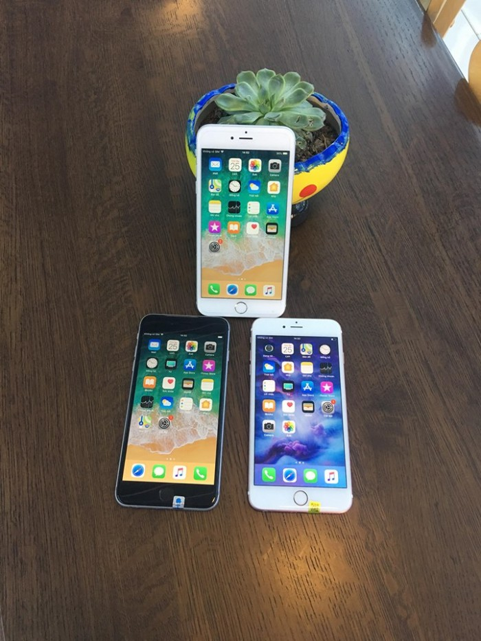 Bình Dương bán trargops Iphone 6s plus 64g 0% lãi suất1
