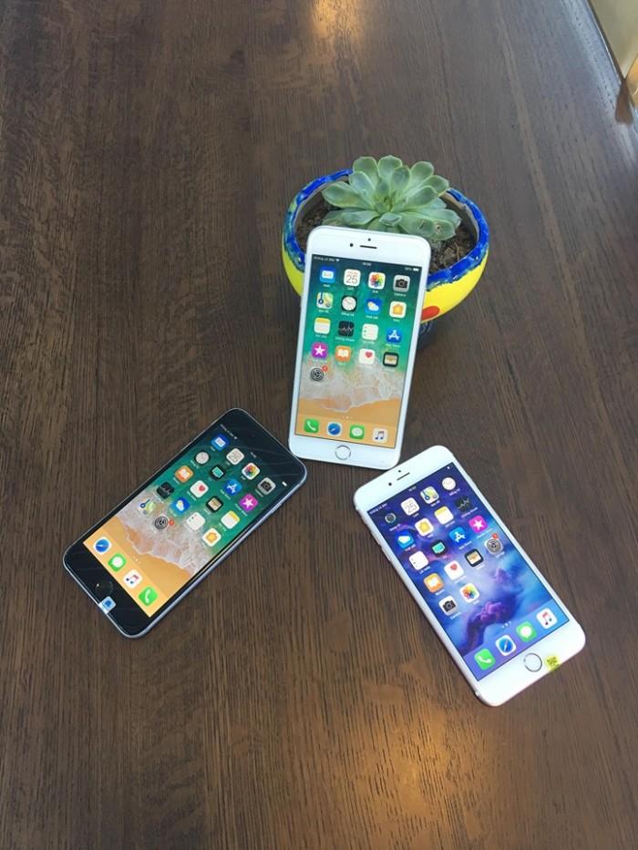 Bình Dương bán trargops Iphone 6s plus 64g 0% lãi suất3