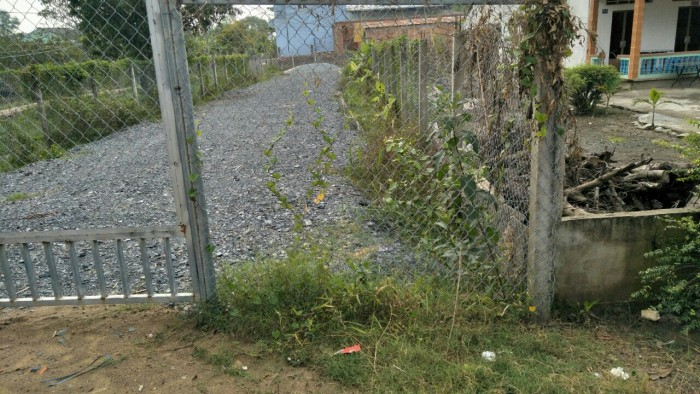 Đất thổ cư xây nhà vườn nghĩ dưỡng 307m gần KCN ,chợ ,đường lớn Quy đức Bình Chánh HCM