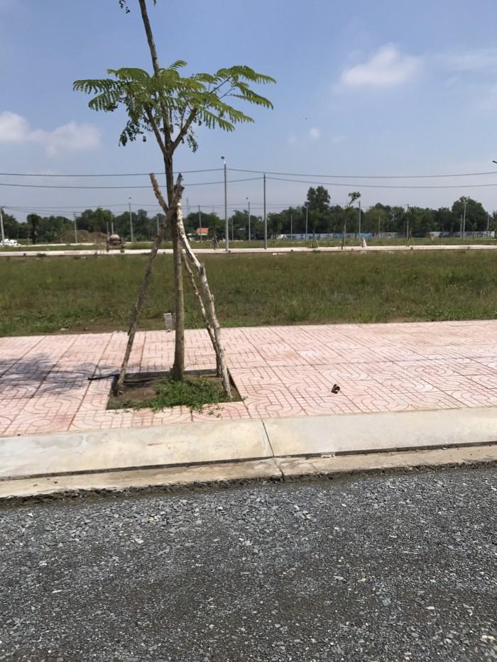 Đất huyện Bình Chánh
