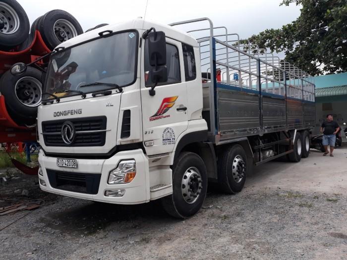Xe tải Dongfeng 4 chân 17.9 tấn 0
