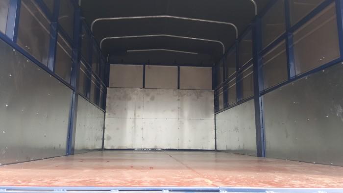 Bán xe 2,5 tấn Hyundai New Mighty n250 thùng mui phủ bạt giao ngay 8