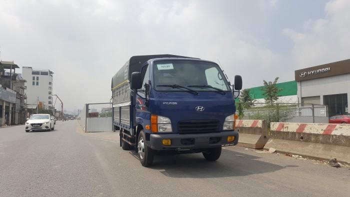 Bán xe 2,5 tấn Hyundai New Mighty n250 thùng mui phủ bạt giao ngay 7