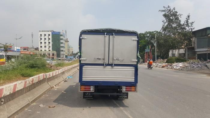 Bán xe 2,5 tấn Hyundai New Mighty n250 thùng mui phủ bạt giao ngay 3