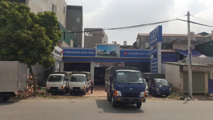Bán xe 2,5 tấn Hyundai New Mighty n250 thùng mui phủ bạt giao ngay 1