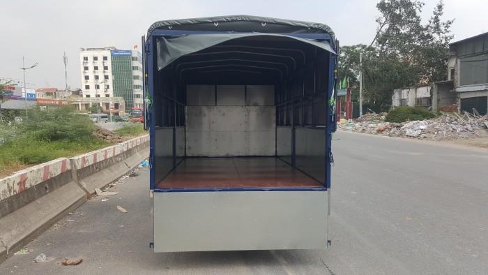 Bán xe 2,5 tấn Hyundai New Mighty n250 thùng mui phủ bạt giao ngay 2