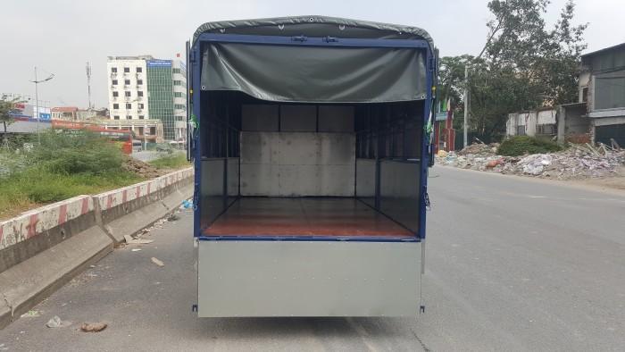 Bán xe 2,5 tấn Hyundai New Mighty n250 thùng mui phủ bạt giao ngay