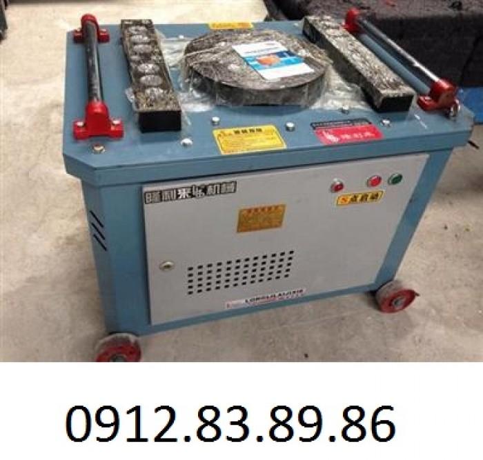 Bán máy uốn đai tròn GWH24 VÀ GWH32 giá rẻ chất lượng cao *0912838986*