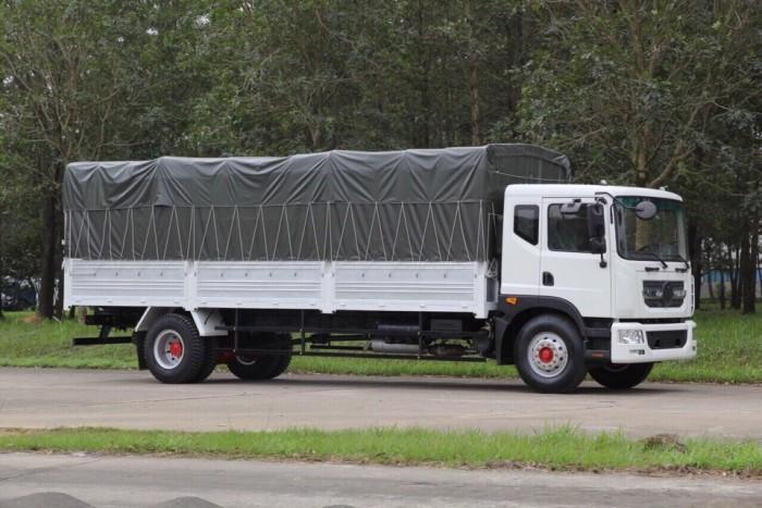 Xe tải 9 tấn 3 máy cummin my đời 2018 thùng dài 7m6 0