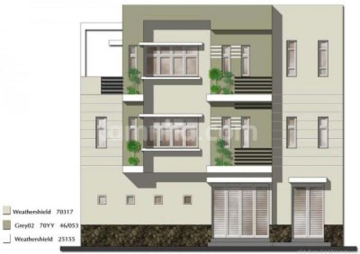 Bán nhà số 53 ngõ 432 phố đội cấn quận ba đình hà nội DT-50 m2