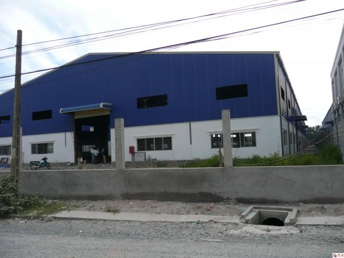 Có xưởng ngay đây^^ Cô Tươi bán gấp Xưởng ở Bình Chánh, SHR.