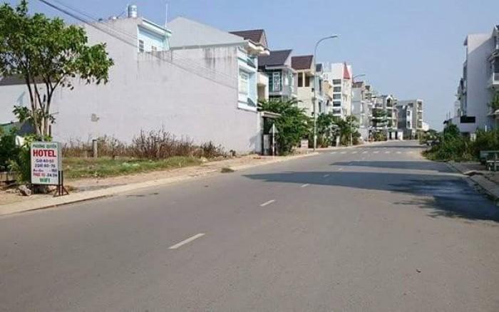 Cần bán gấp lô đất thổ cư Bình Chánh, MT đường 30m, bao sang tên công chứng.
