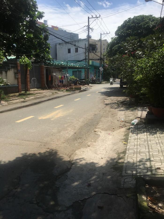 bán nhà HXT Dương Quảng Hàm P5 GV 5 x 17