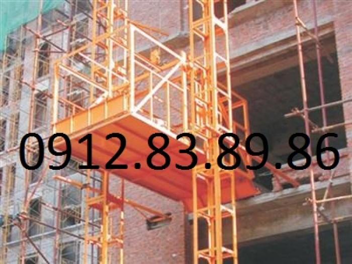 Bán thang hàng 500kg giá rẻ chất lượng cao nhất thị trường *0912838986*
