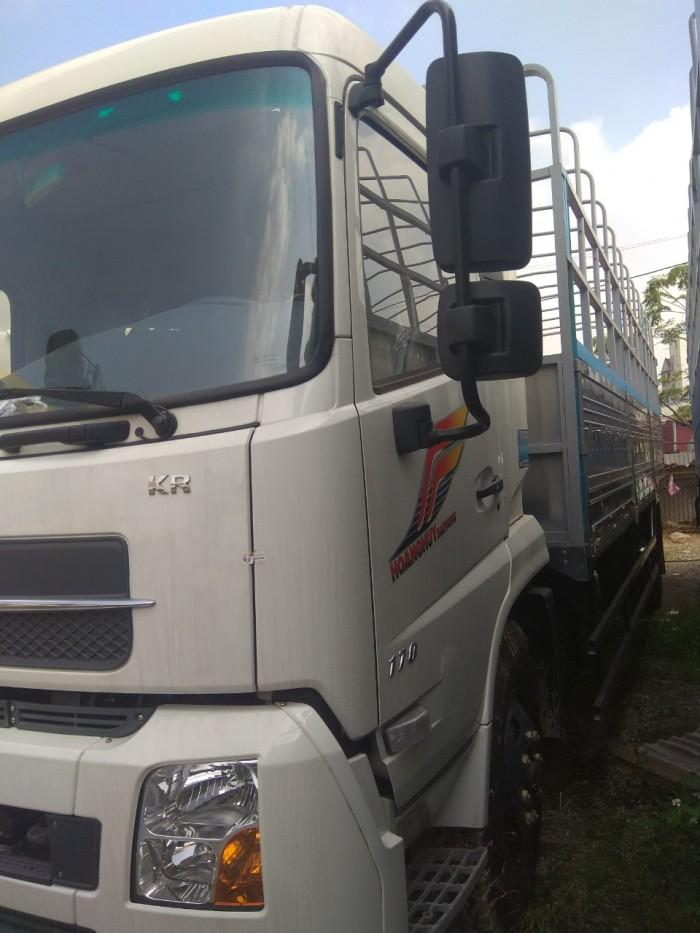 Bán tải thùng 2 chân Dongfeng B170 2017 Mới