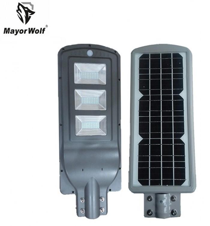 Đèn năng lượng mặt trơi chính hãng 90W0