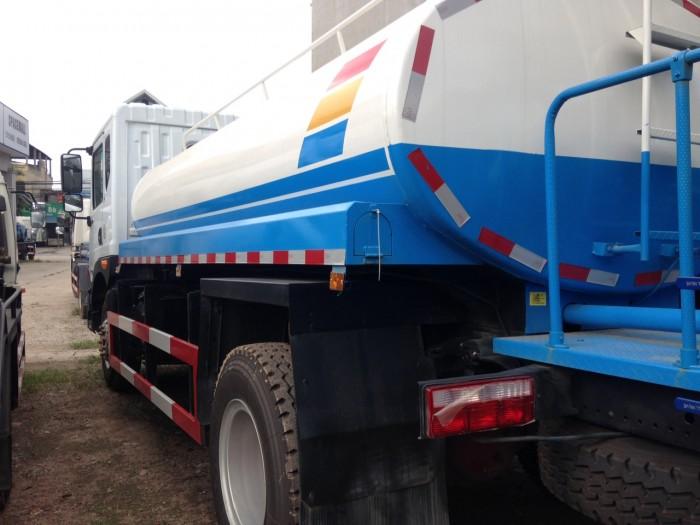 Xe phun nước rửa đường Dongfeng 9 khối 1