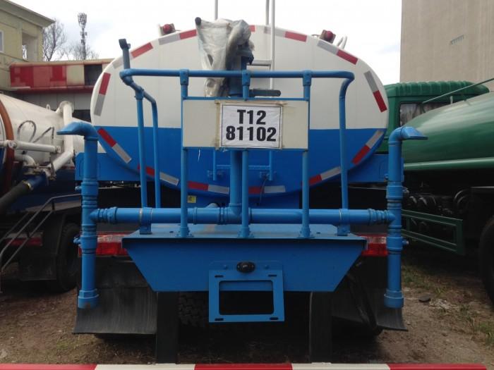 Xe phun nước rửa đường Dongfeng 9 khối 5