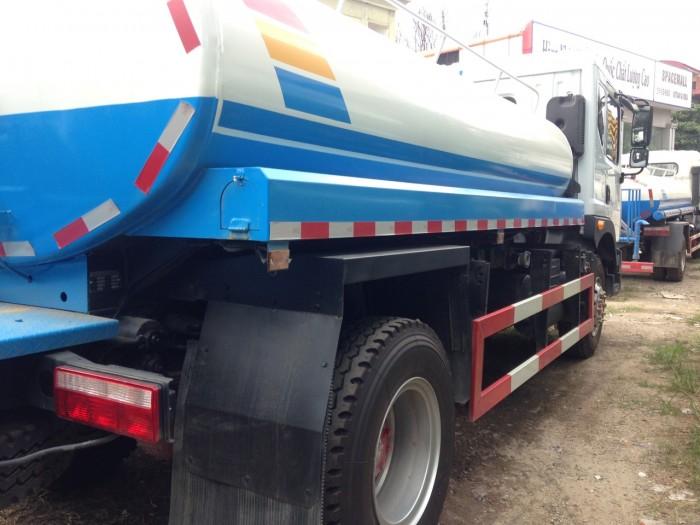 Xe phun nước rửa đường Dongfeng 9 khối 0