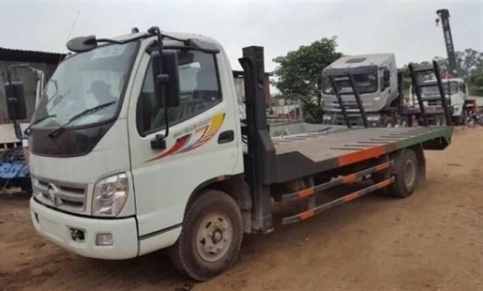 Xe nâng đầu chở máy công trình 700B 8 tấn