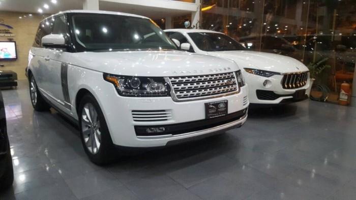 LandRover Range Rover HSE 3.0 2016