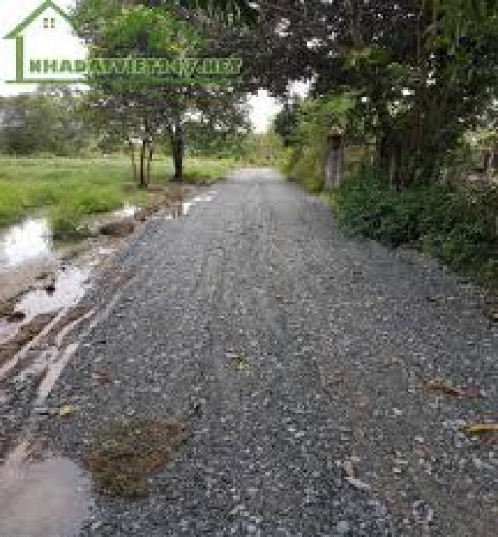 Đất Mặt tiền đường,Nguyễn Thị Rành.Củ Chi. DT;963m, Thổ Cư 200m2