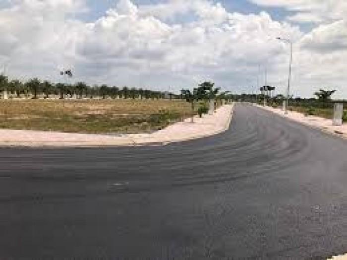Còn lô đất 300m2 gần sân bay quốc tế Long Thành, thổ cư 100%