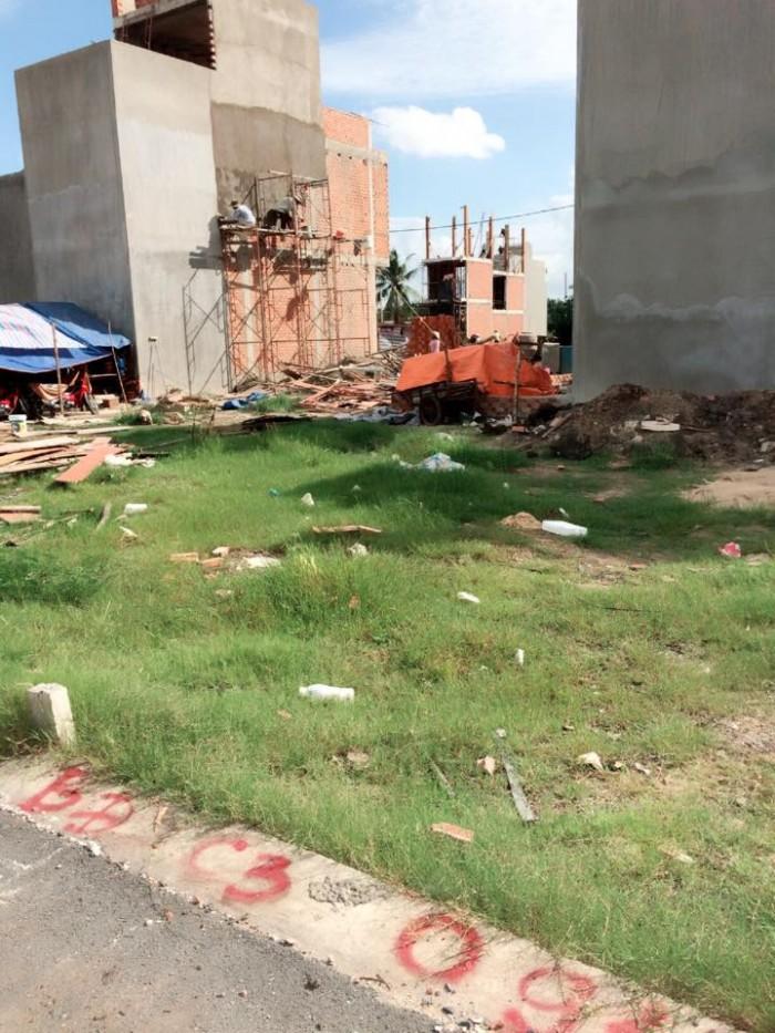 Chính chủ cần bán đất MT Long Thuận, Q9, cách UBND phường Long Phước