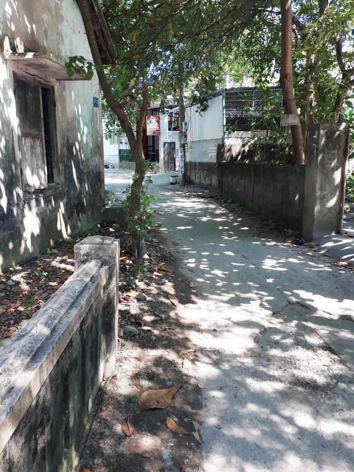 Cần bán lô đất kiệt ôtô đường Hoàng Văn Thụ, thông ra Đặng Văn Ngữ,dt124m2.