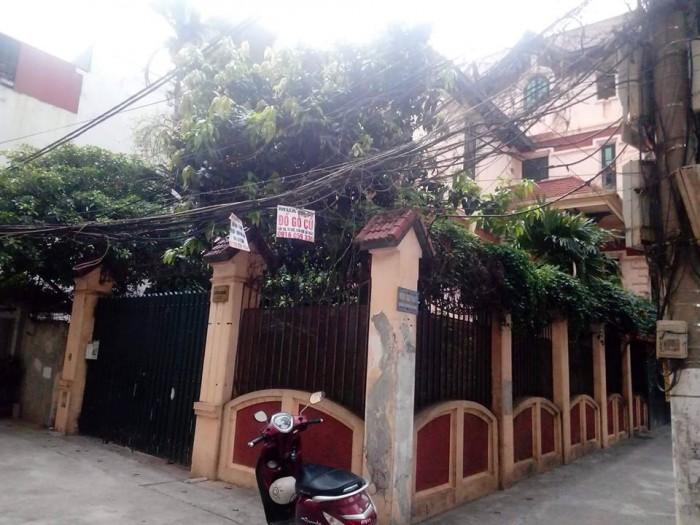 Bán biệt thự phố Nguyễn Lân, Trường Chinh diện tích 180m2, mt 8m.
