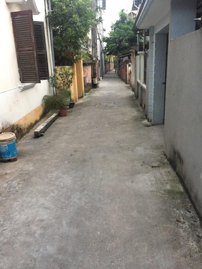 Duy nhất lô đất Làng Nha – Long Biên 44m, ngõ 2m