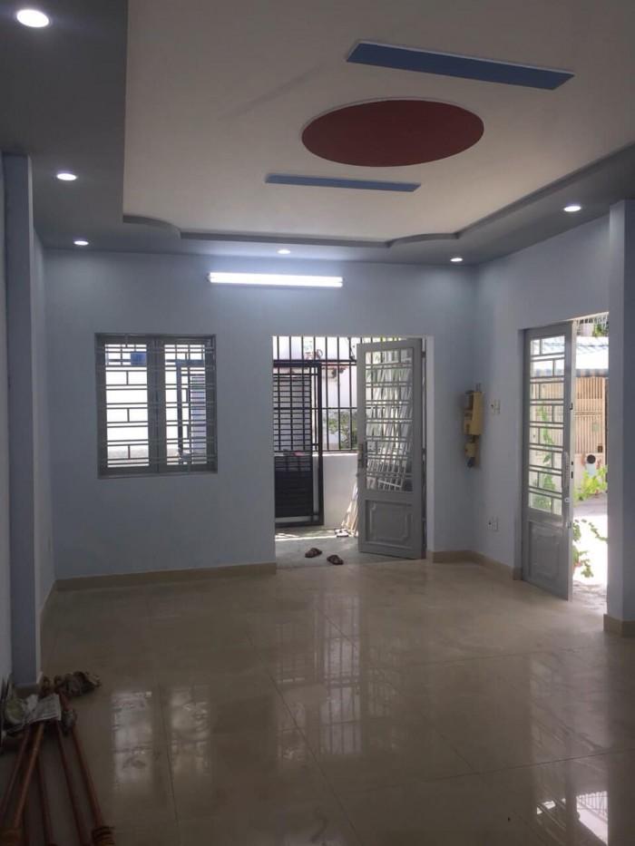 Cần Bán Nhà 1 Trệt 1 Lầu Đường Quang Trung,P10,GV DT: 60m2