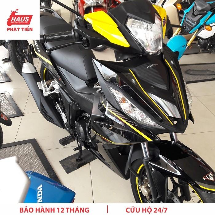 Bán xe Honda WINNER 2017 màu ĐEN-VÀNG, bảo hành 1 năm, hỗ trợ trả góp.