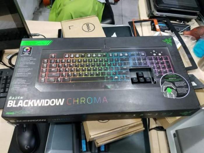 Phím Cơ - Razer BlackWidow Chroma - RGB - Giá Rẻ Nhất