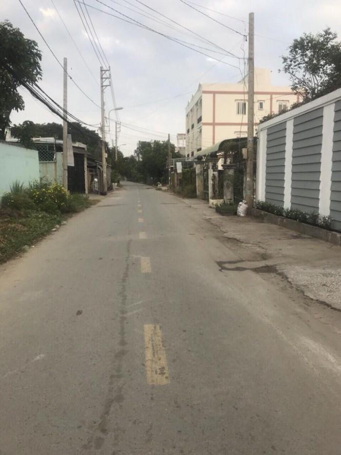 Bán đất thổ cư hxh 1 xẹt ,đường nội bộ 5 m , Thạnh Xuân 43,quận 12