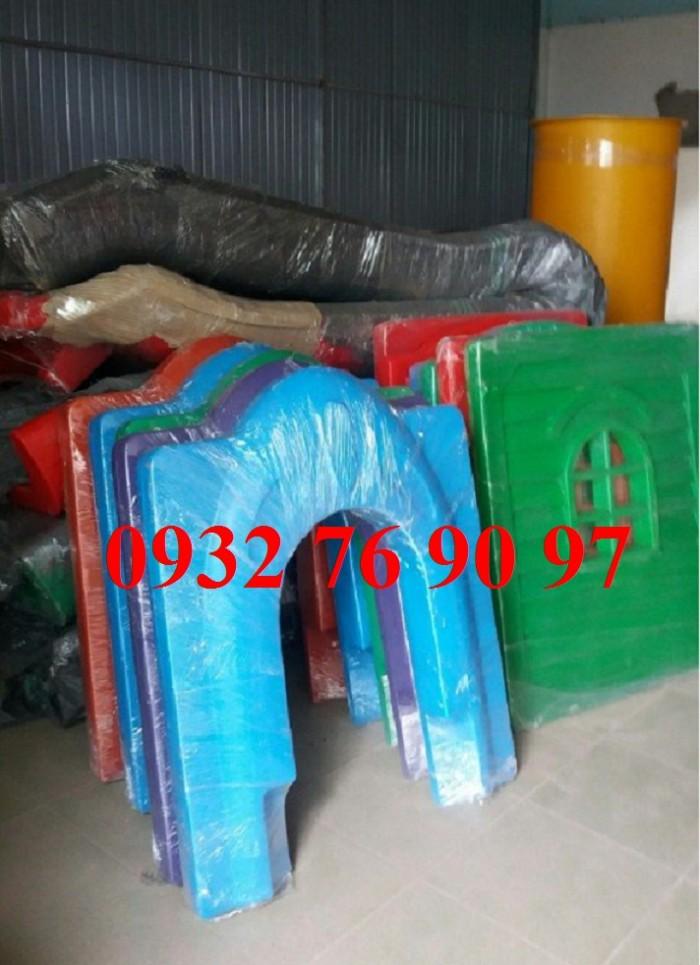 Liên hoàn cầu trượt Nhựa nhập khẩu - CT1390