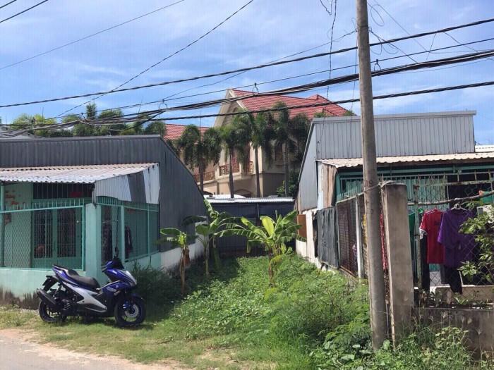 Kẹt tiền bán nhanh miếng đất 100m2, MT Kênh T12, xã Tân Quý Tây, SHR