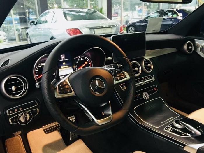 Mercedes-Benz C300 - COUPE Chính hãng 6