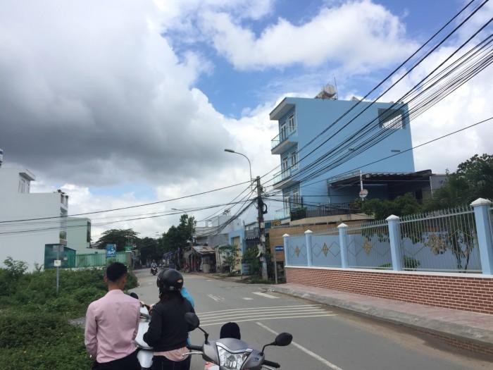 Bán lô đất đẹp Đường Võ Văn Hát đối diện trường Nghiệp vụ Kho Bạc, Quận 9. ( Chính Chủ)