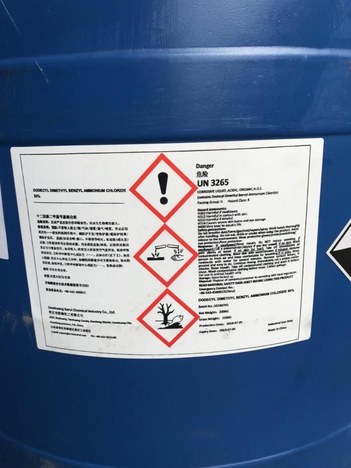 Bkc 80% diệt khuẩn, xử lý nước1