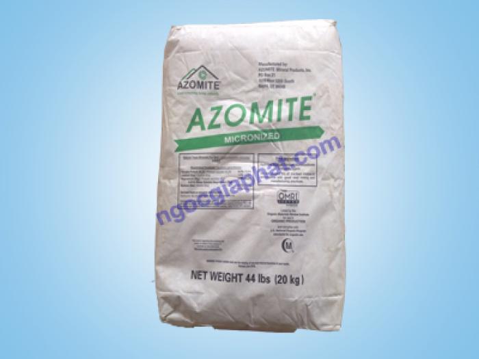Khoáng Azomite, khoáng tổng hợp, khoáng tạt, khoáng cho ăn, khoáng Mỹ0