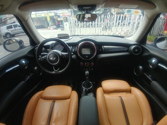 Cần bán em Mini Cooper S 2015 màu trắng 2 cửa nhập khẩu Anh