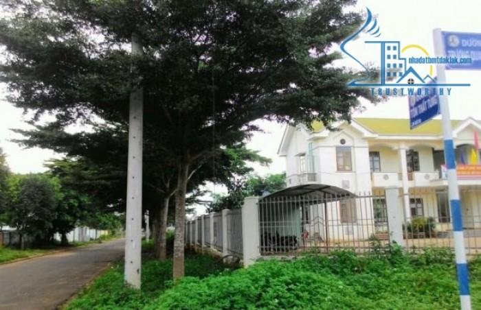 Bán đất biệt thự Tôn Thất Tùng, BMT, dt:10x20m