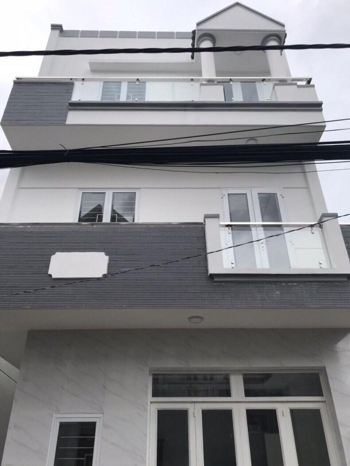 Nhà Đào Tông Nguyên, KDC Sài Gòn Mới KP7, Nhà Bè DT 7m x 7m, 2 lầu đúc, 4PN, tặng toàn bộ nội thất