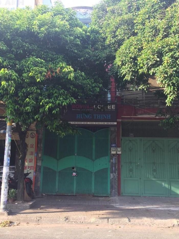 Bán nhà 8.4 tỷ, 3.8x21m, 2 lầu MTKD Lê Thúc Hoạch, P.Phú Thọ Hòa