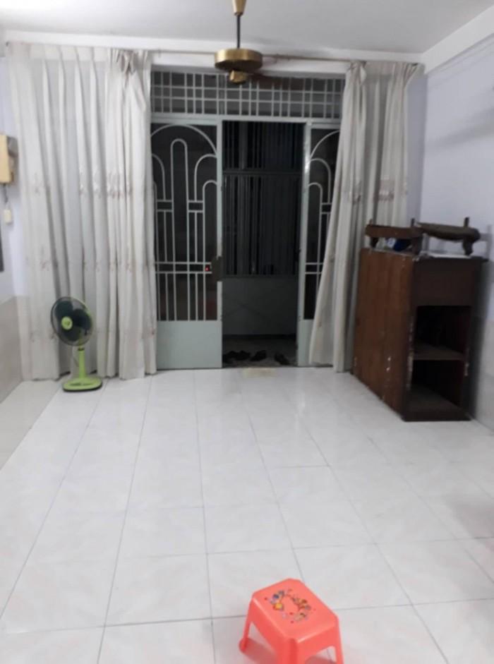Nhà giá rẻ Nguyễn Đình Chiểu Q.3 DT 55m hẻm rộng thoáng khu dân trí cao