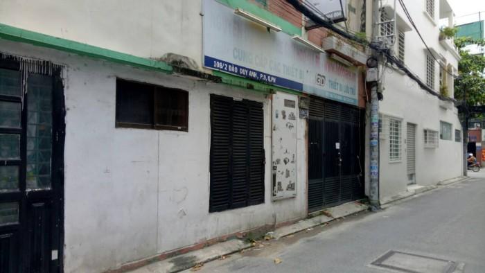 Bán nhà HXH Đào Duy Anh. 11.05x6. 2 Lầu (TL)