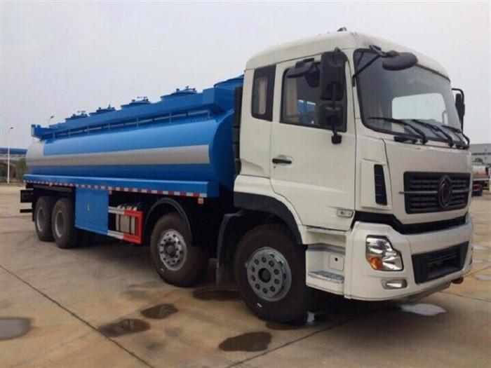 Xe chở xăng dầu Dongfeng 22 khối nhập khẩu